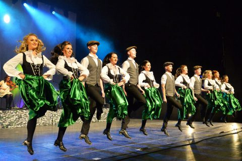 Danceperados Of Ireland An Authentic Show Of Irish Music, Song & Dance By Gregor Eisenhuth Live A