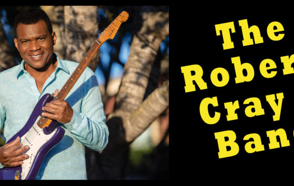 The Robert Cray Band Tourbild FB2